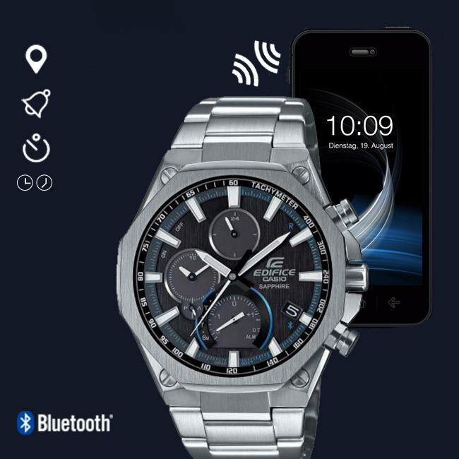 efidence horloge met kompas